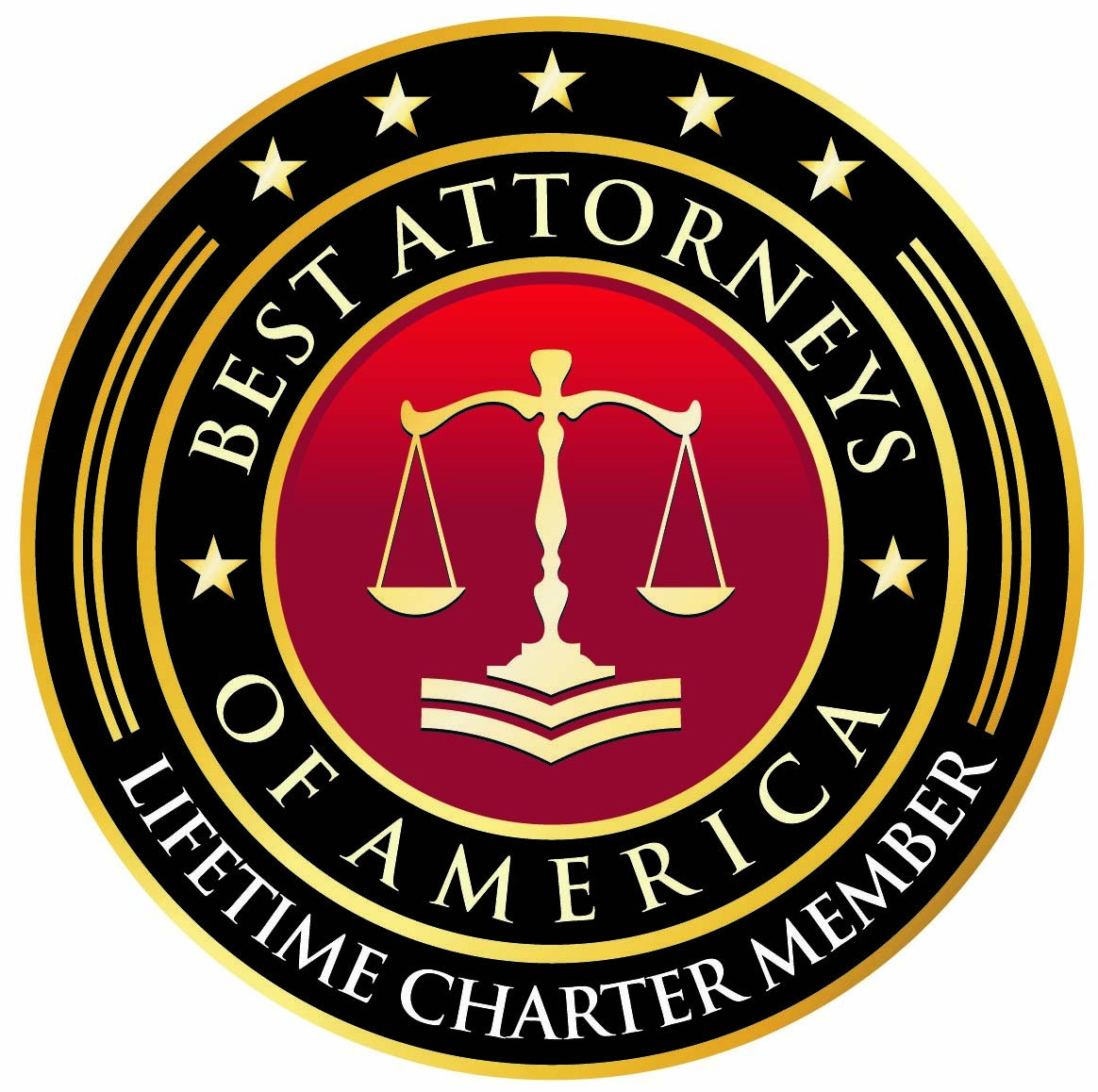 Best Attorneys in America - Life Charter Member